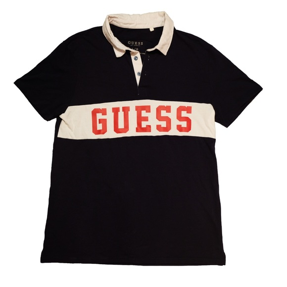 71d66ae8e Guess Other - GUESS VINTAGE POLO